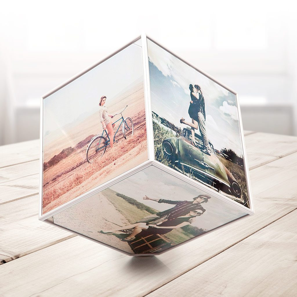 Frame Kube Fotolijst - 10 X 10 - Balvi