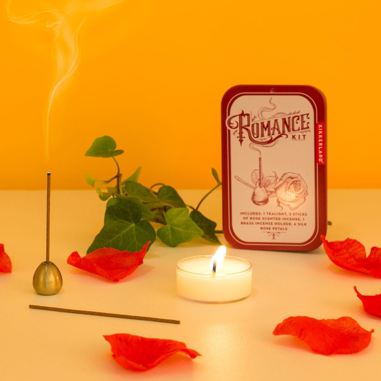 Kikkerland Romance giftset