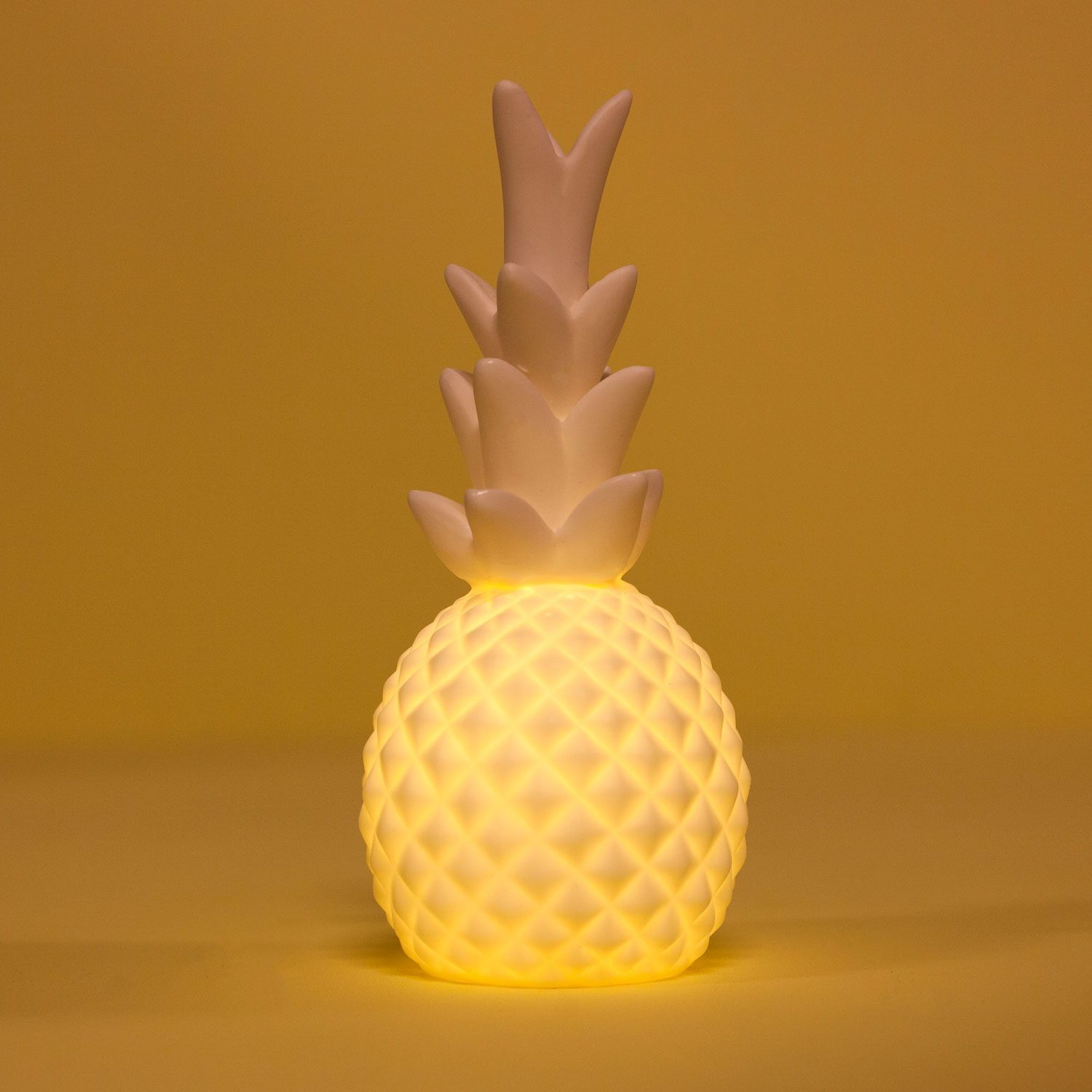 Kikkerland Ananas LED-lamp