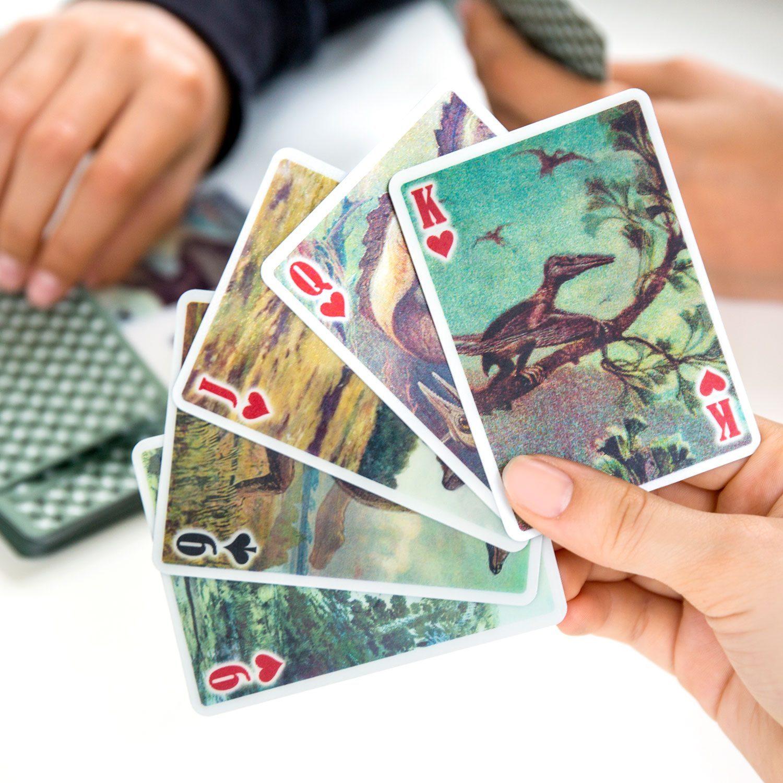 Kikkerland 3D speelkaarten