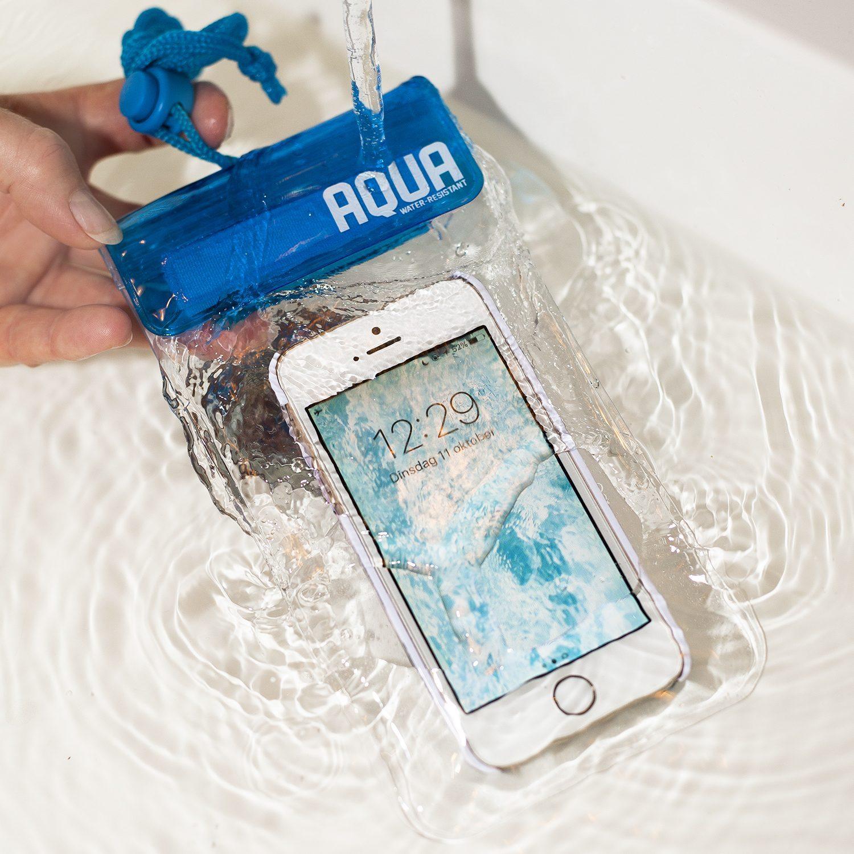 Aqua Water Resistant Telefoonzak