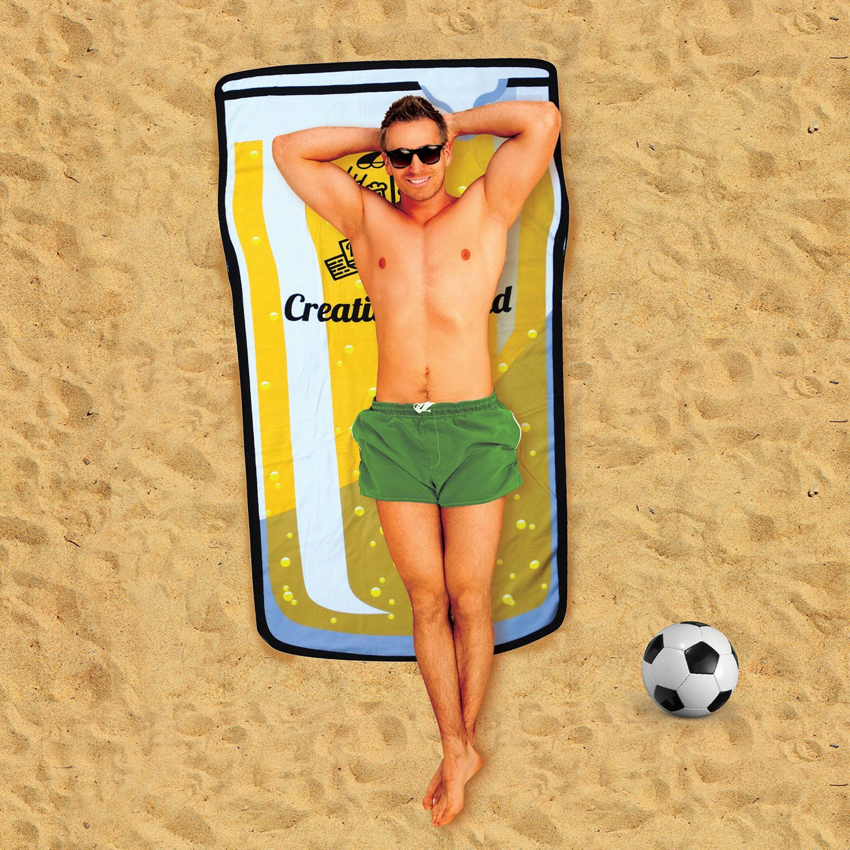 Bier badhanddoek