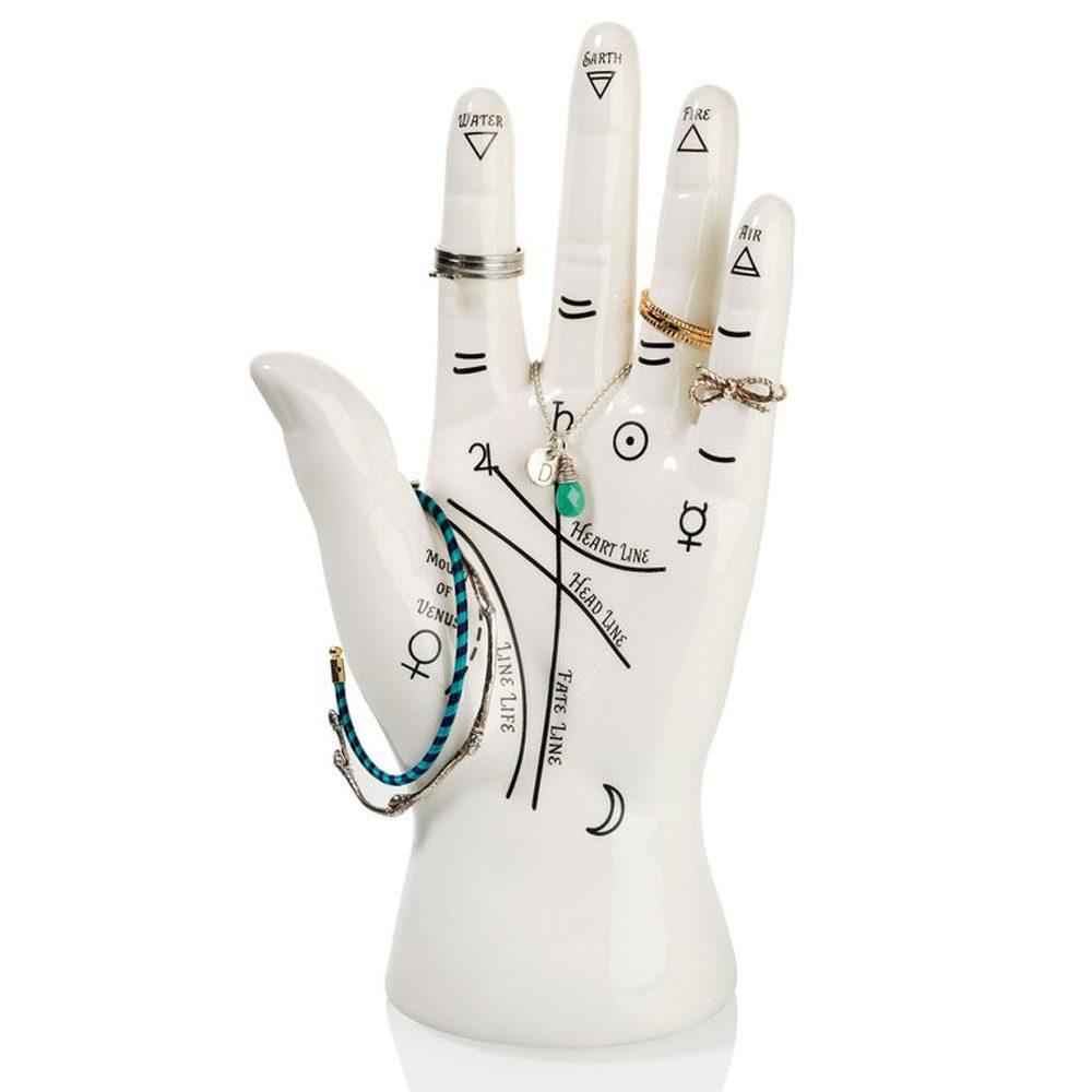 Hand Sieradenhouder - Hand Lezen
