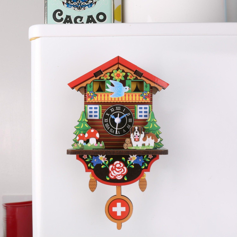 Kikkerland DIY koekoeksklok