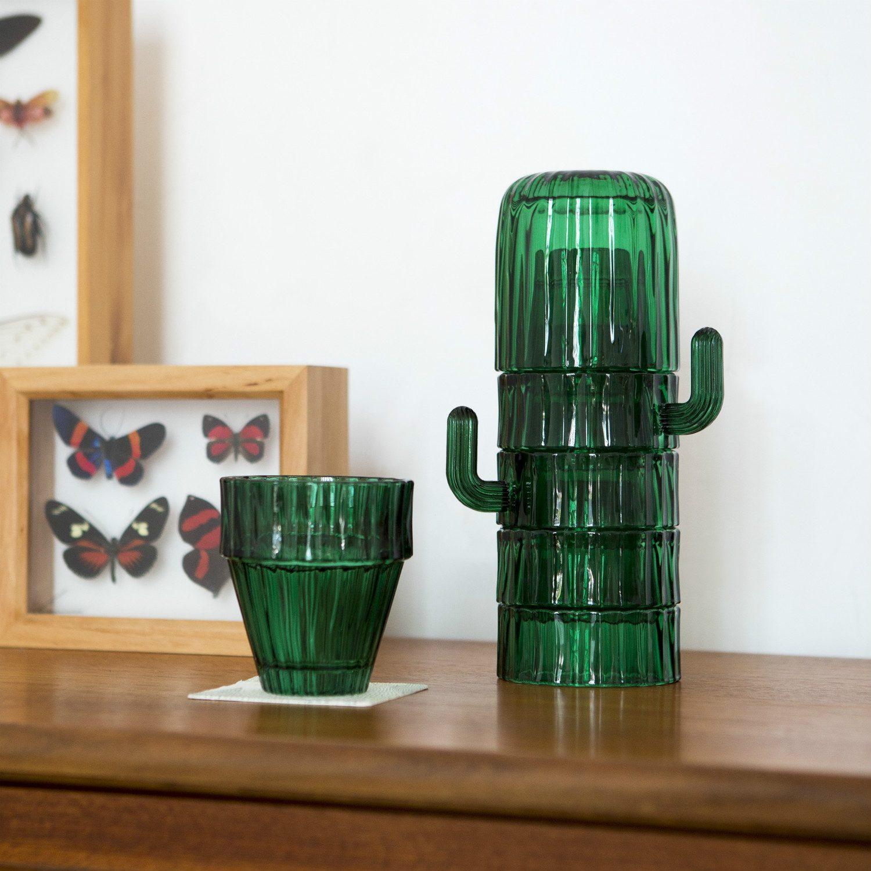 DOIY Saguaro glazen (set van 6)