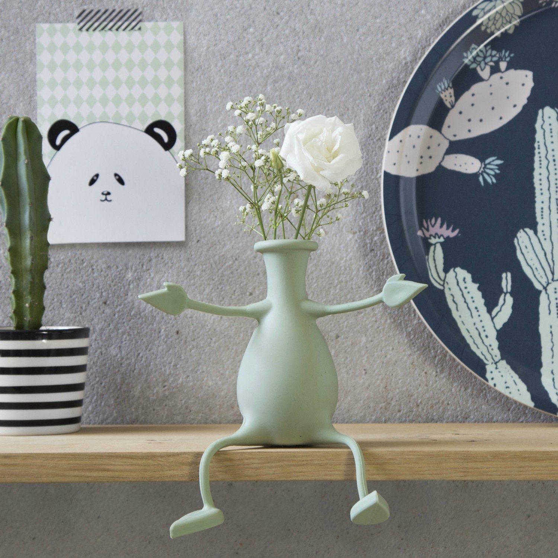 Florino Flexibele Vaas - Mint - Peleg Design