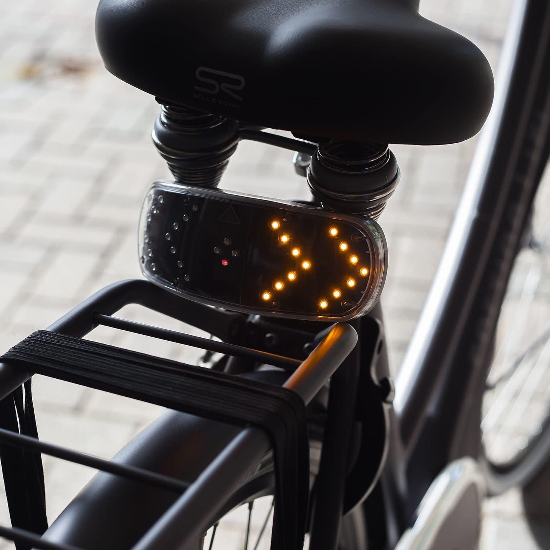 Signal Pod Richtingaanwijzer Voor Je Fiets