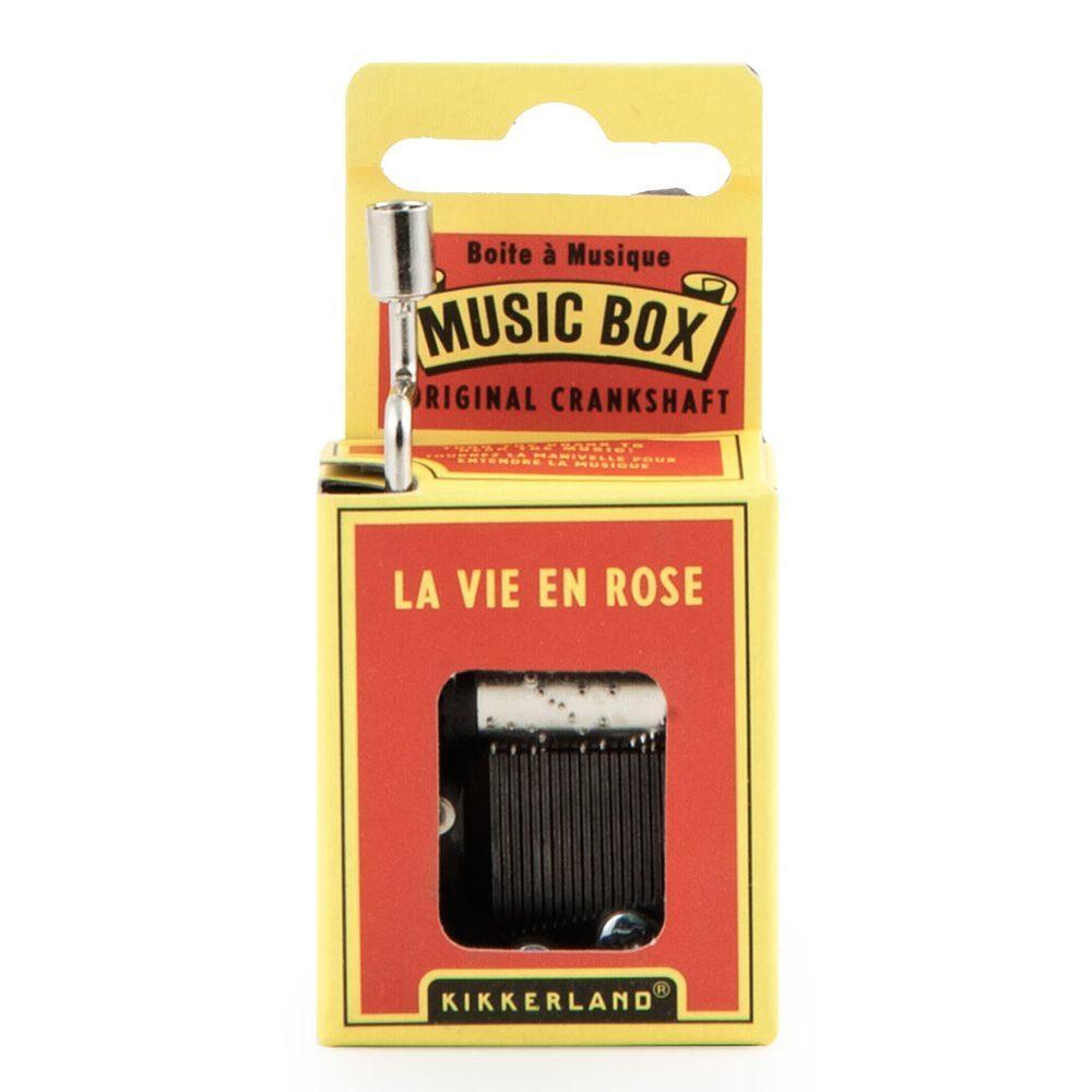 Muziekdoosje - La Vie En Rose
