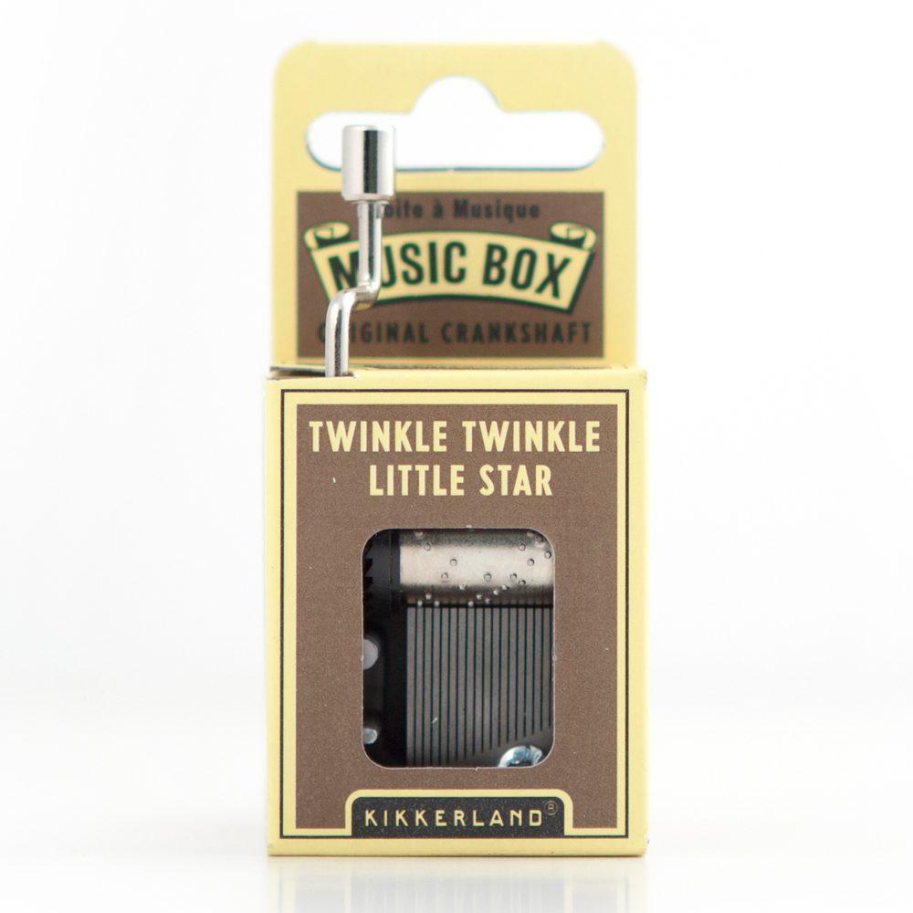 Kikkerland Muziekdoosje - Twinkle Twinkle Little Star