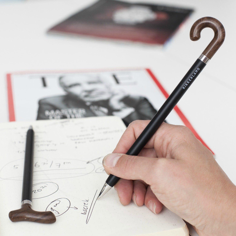 Wandelstok Pennen (Set Van 2) - Kikkerland