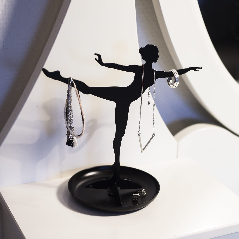 Ballerina Sieradenhouder - Kikkerland