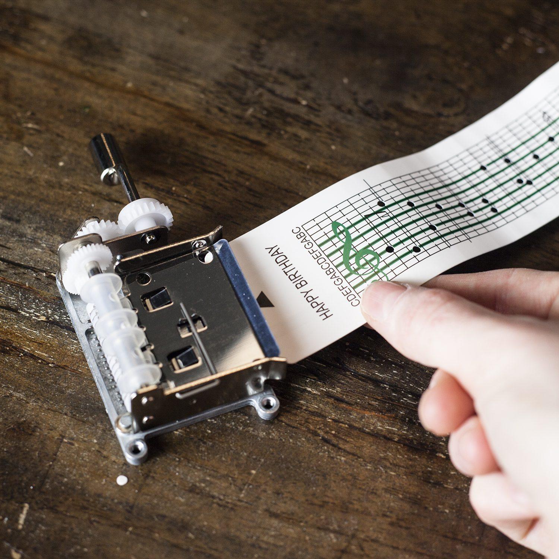 Maak Je Eigen Muziekdoosje