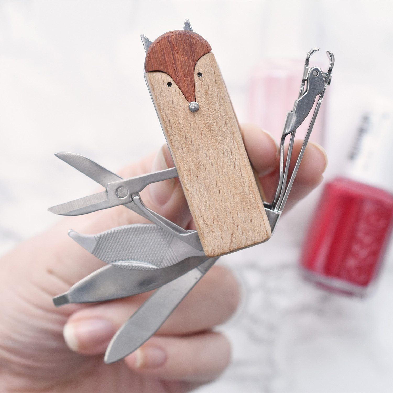Vos Manicuresetje - Kikkerland