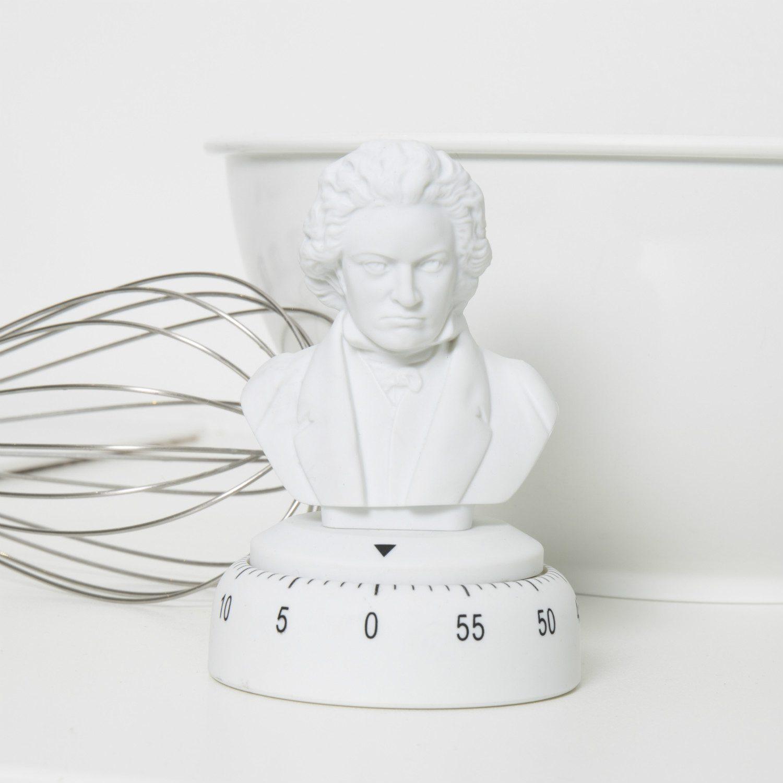 Kikkerland Beethoven kookwekker