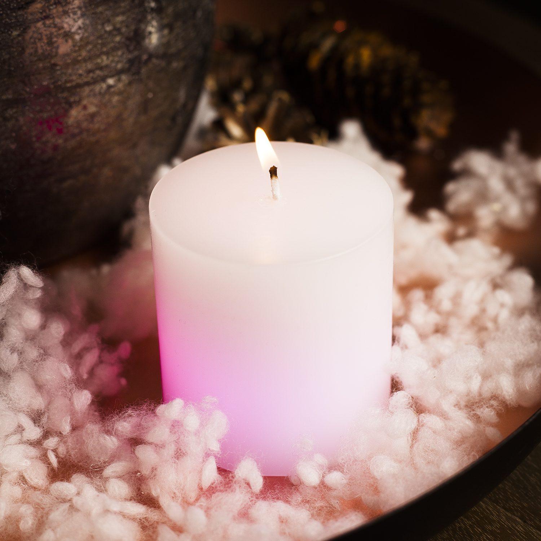 Magic Candle Met Ledverlichting