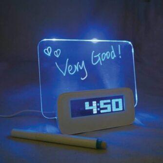 Memo LED-wekker