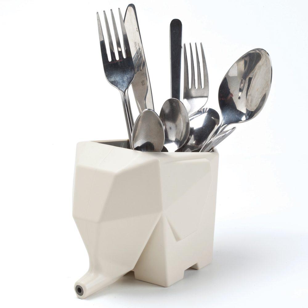 Peleg Design Jumbo Afdruiprekje - Crème