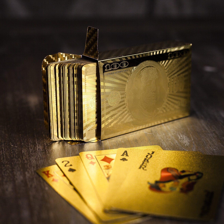 Invotis Kaartspel - Gouden Dollar