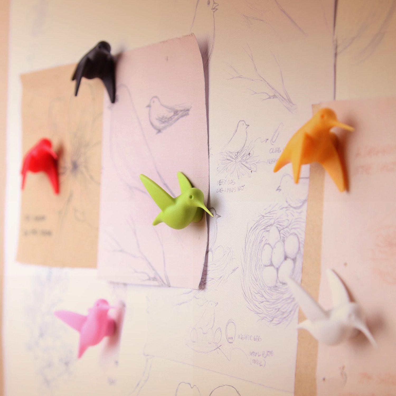 Kolibrie Magneten (Set Van 6)