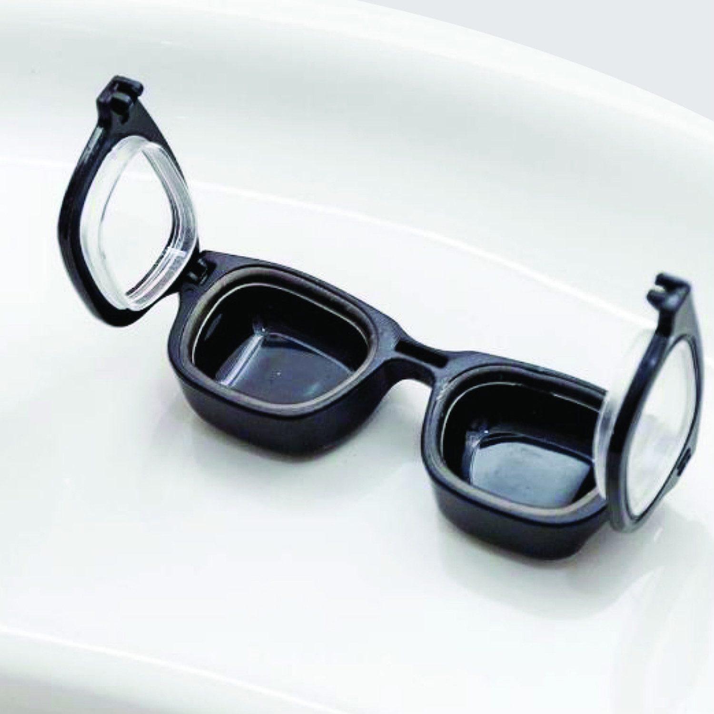 Bitten Retro bril lenshouder