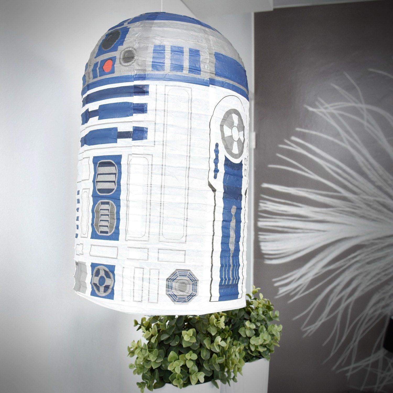 Star Wars Papieren lampenkap - R2D2