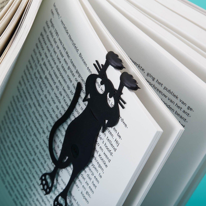 Curious Cat Boekenlegger