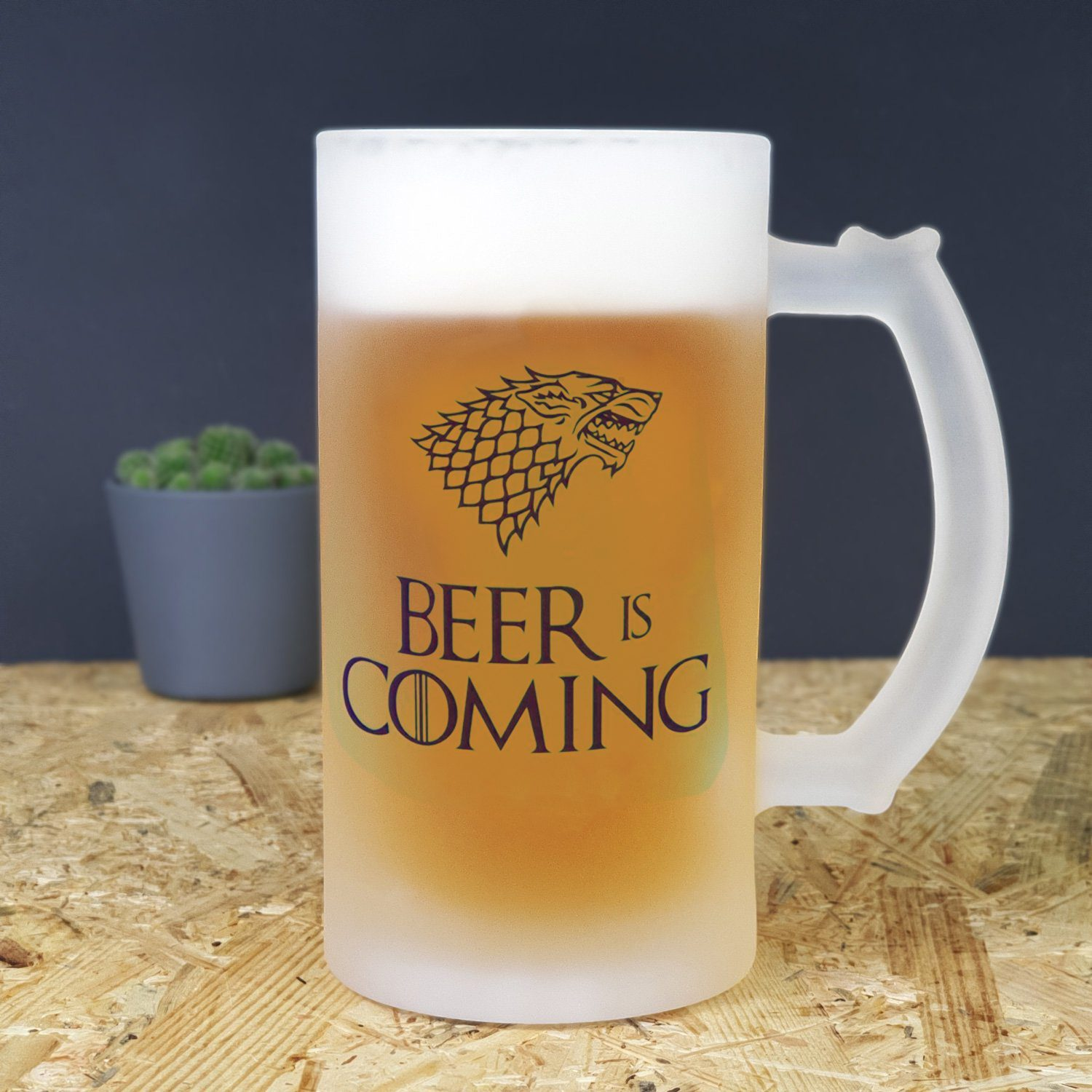 Bierpul Game Of Thrones Beer Is Coming - Nutcrackers