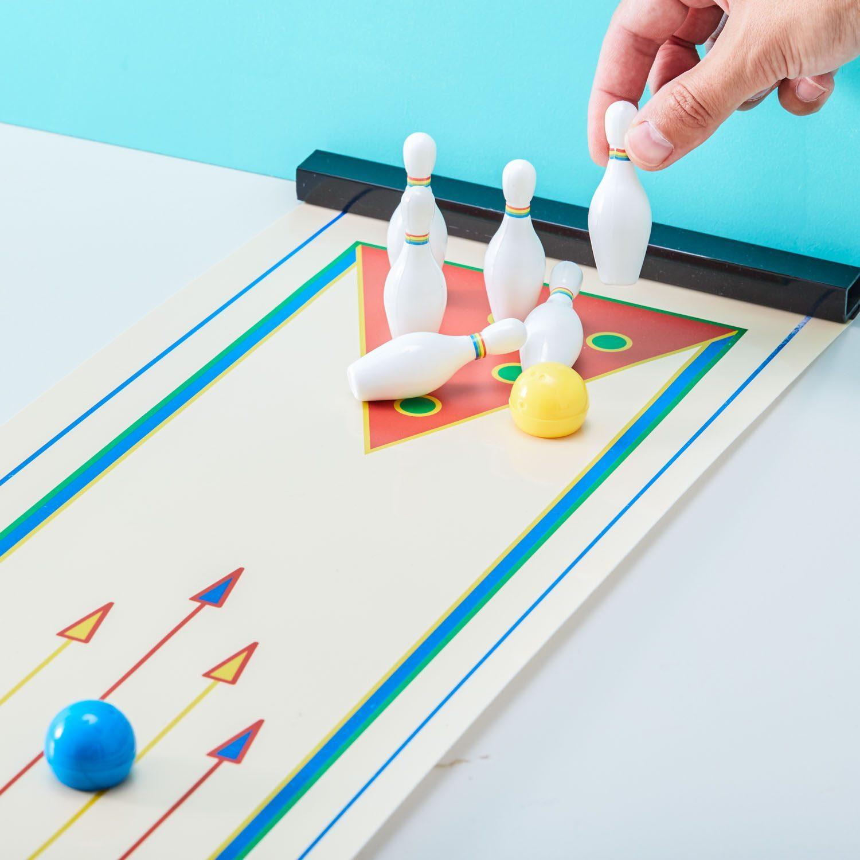 Kikkerland Bowling Game Voor Op Tafel