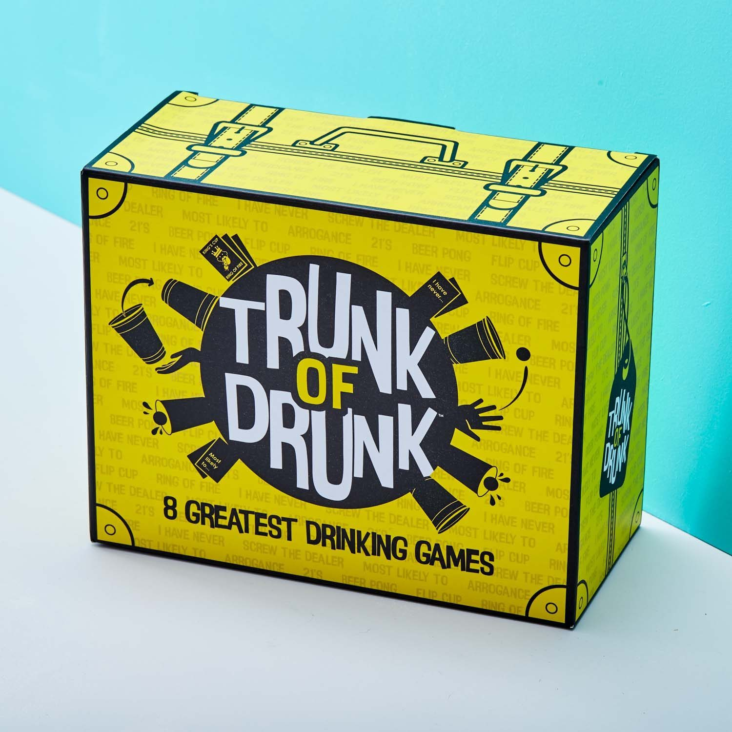 Trunk Of Drunk Drankspellen