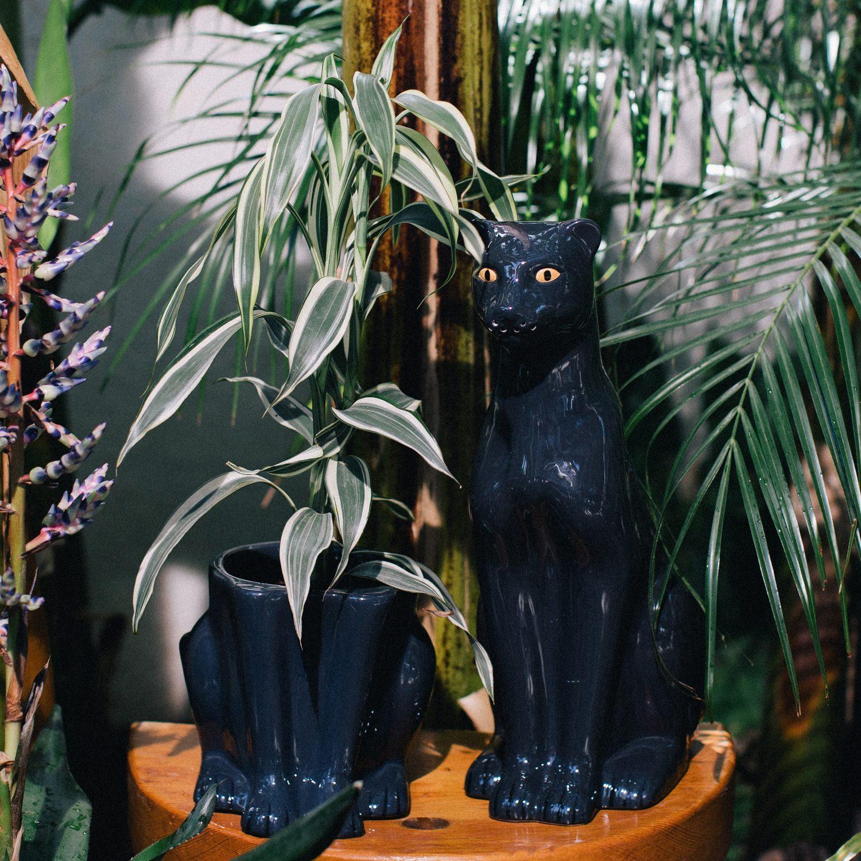 Urban Jungle gieter - Zwarte panter