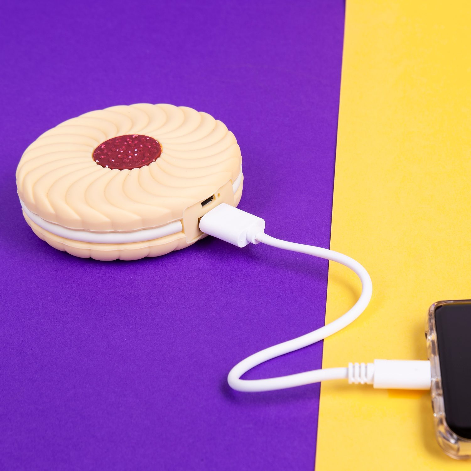 Fizz Koekjes Powerbank - Jammy Dodger
