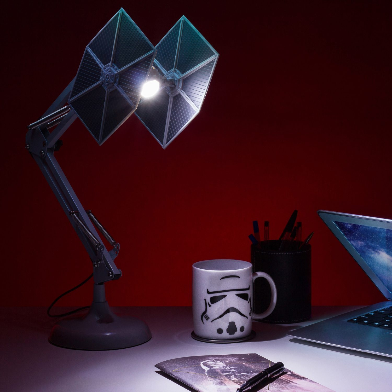 Star Wars bureaulamp