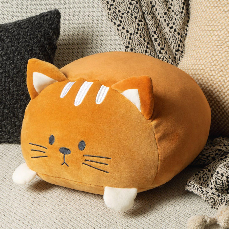 Kattenkussen - Bruin