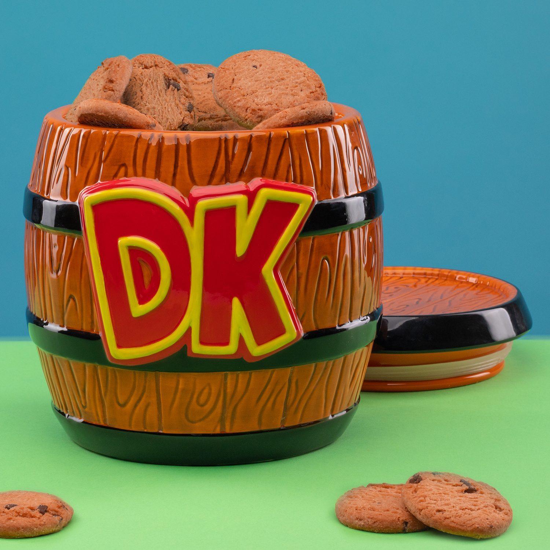 Nintendo Donkey Kong koektrommel