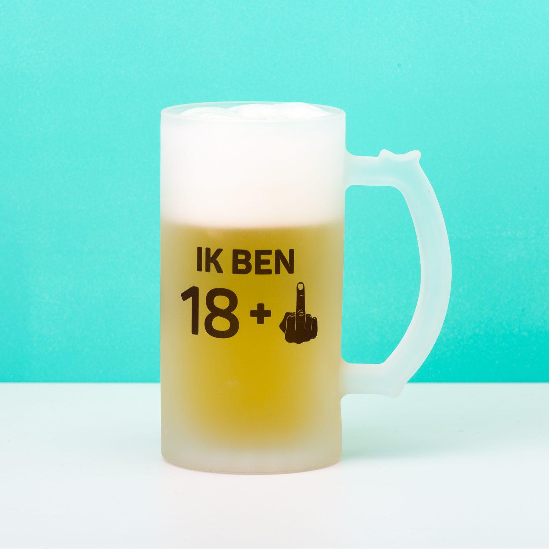 Bierpul Ik Ben 29 + Middelvinger