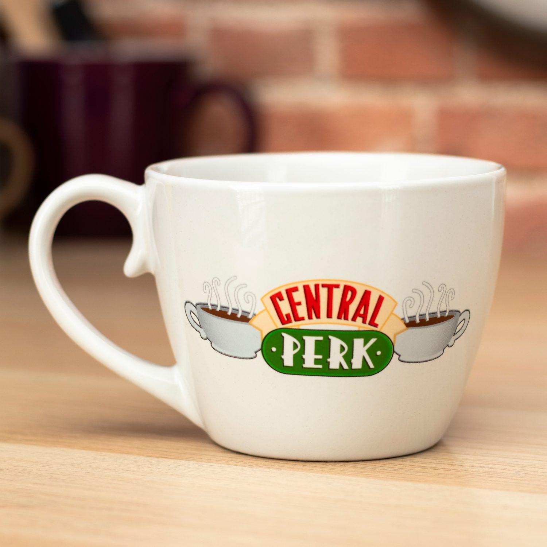 Friends Central Perk cappuccinomok