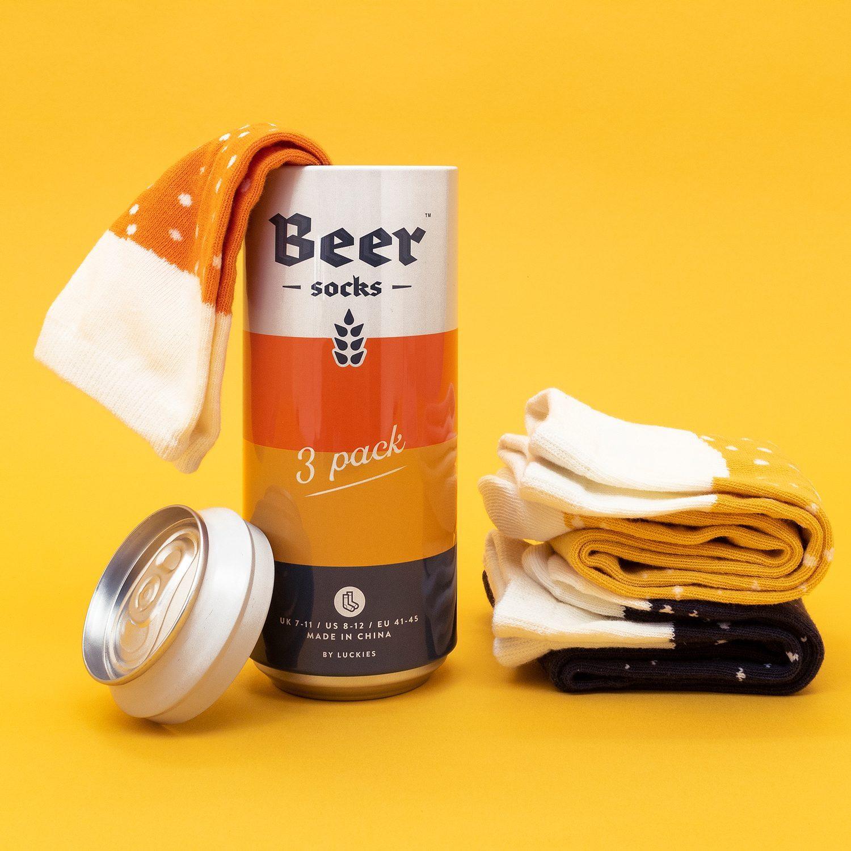 Bier Sokken (Set Van 3)