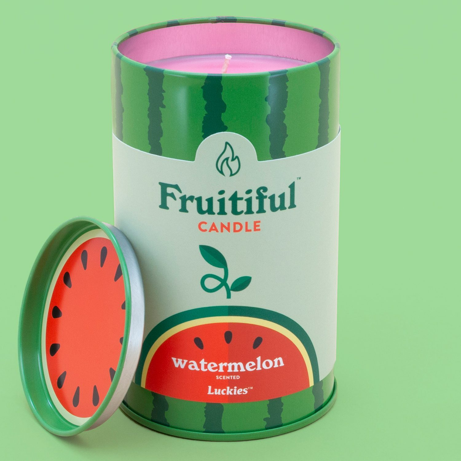 Luckies Fruitiful fruitkaars