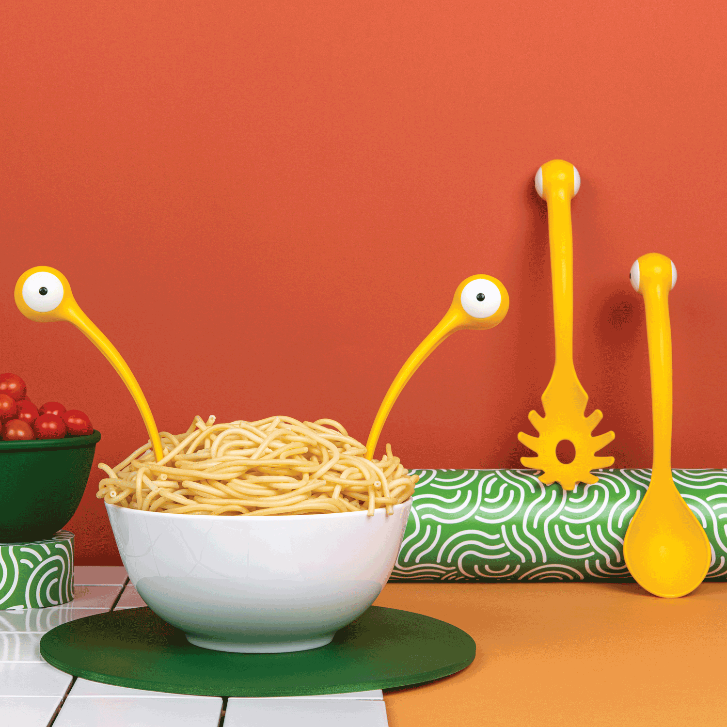 Ototo Pasta monsters (set van 2)