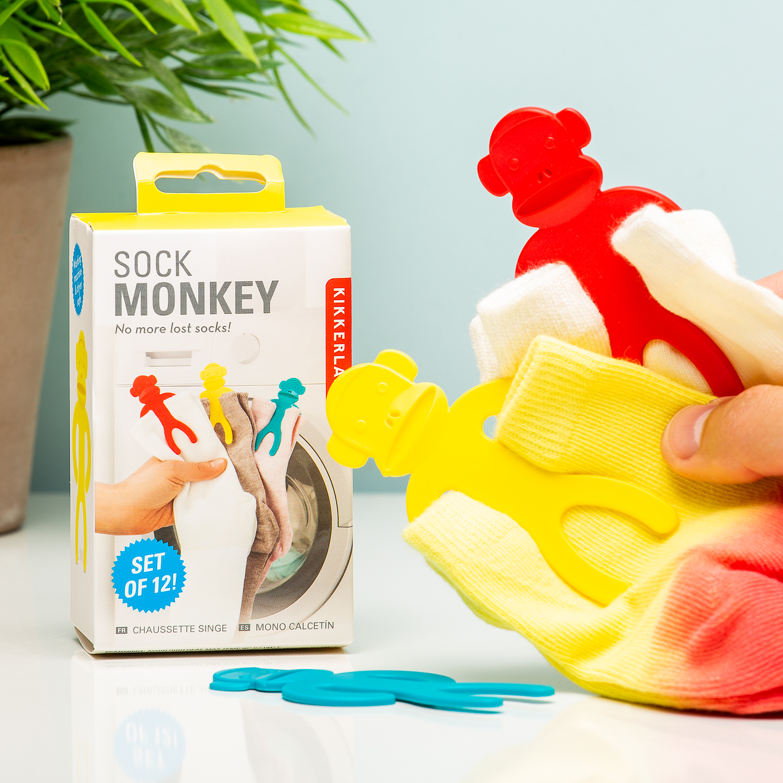 Sock Monkey (Set Van 12)