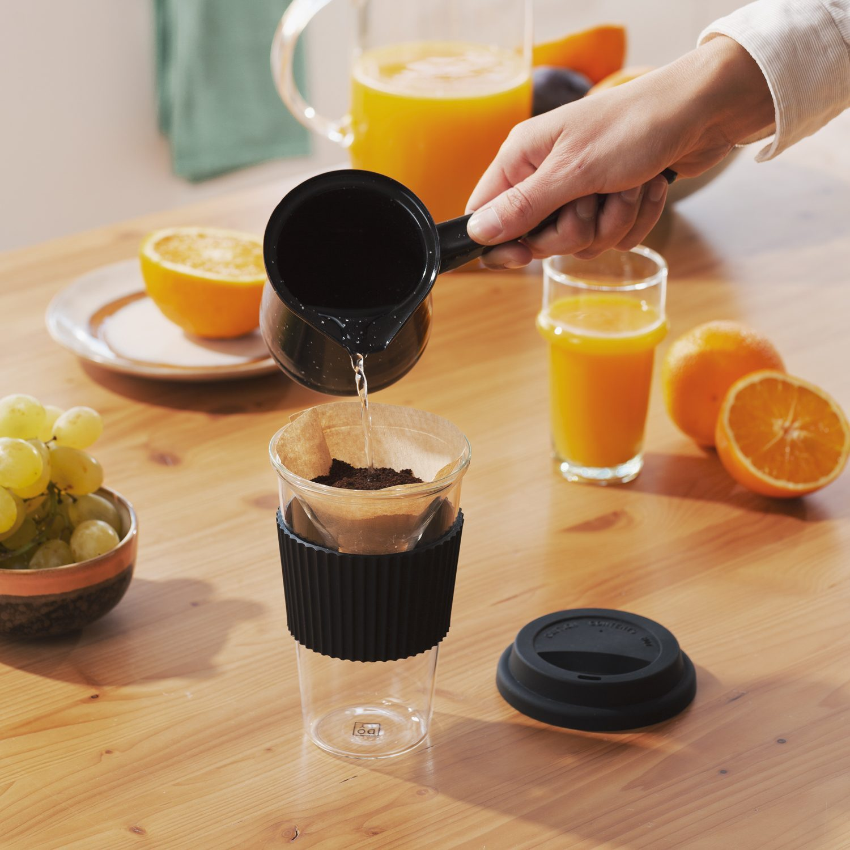 DOIY Koffie Dripper En Reisbeker In Één