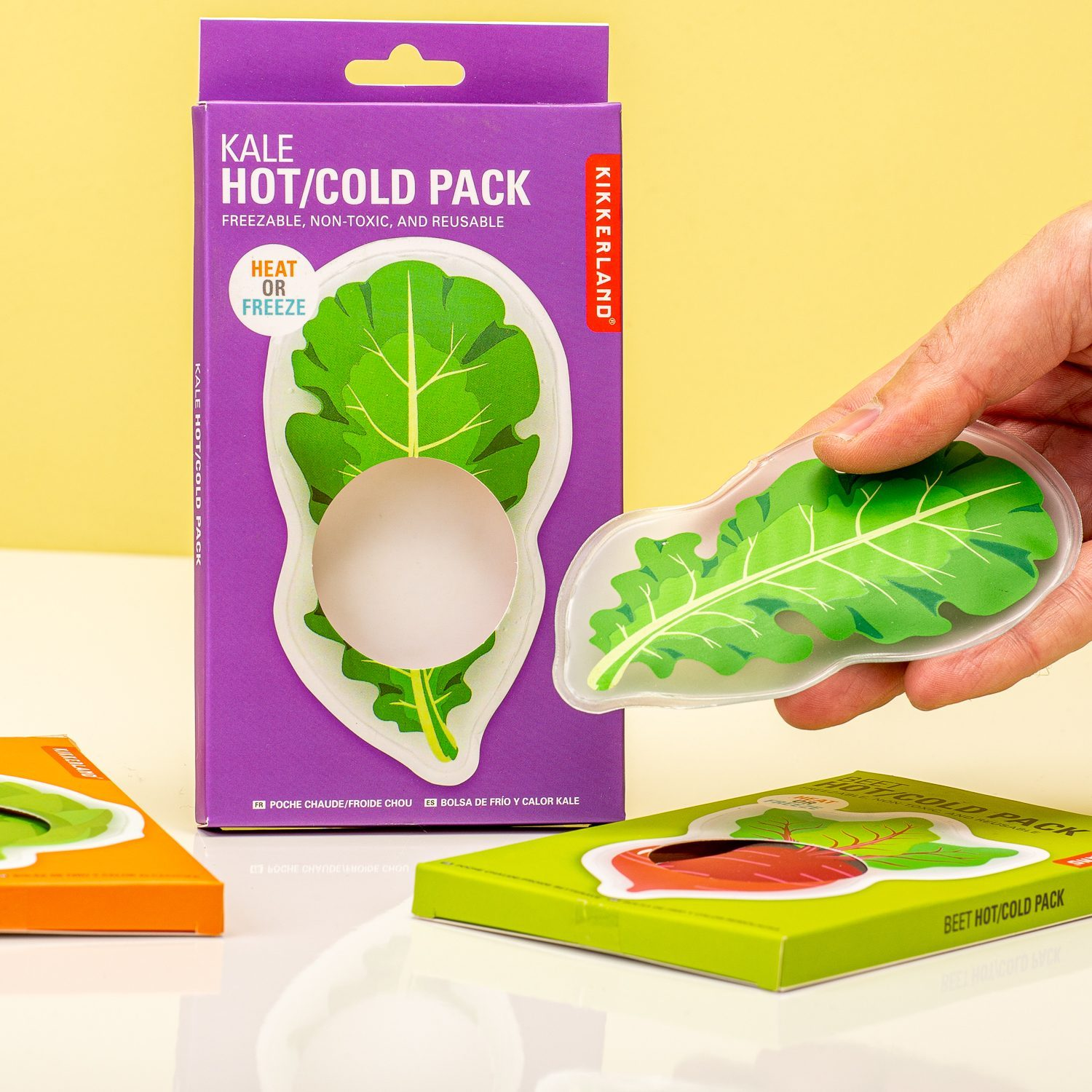 Hot-Cold Pack - Kool