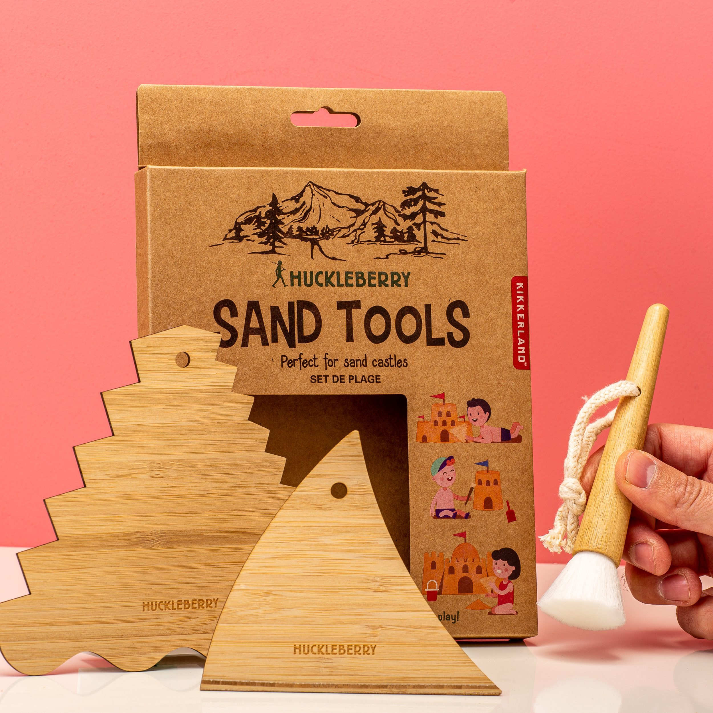 Sand Tools (Set Van 3)