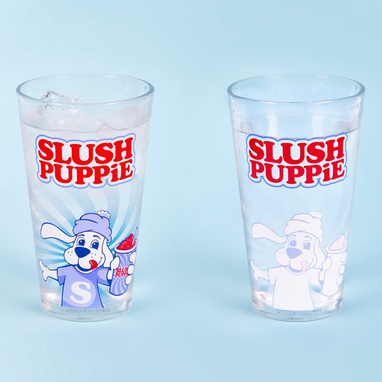Slush Puppie Warmtegevoelig Glas
