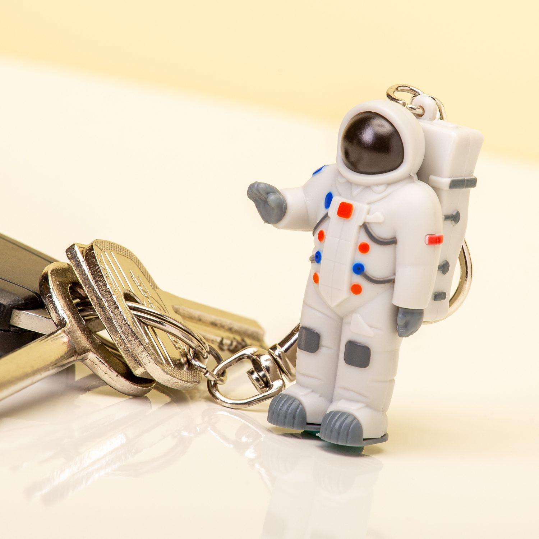 Kikkerland Astronaut sleutelhanger
