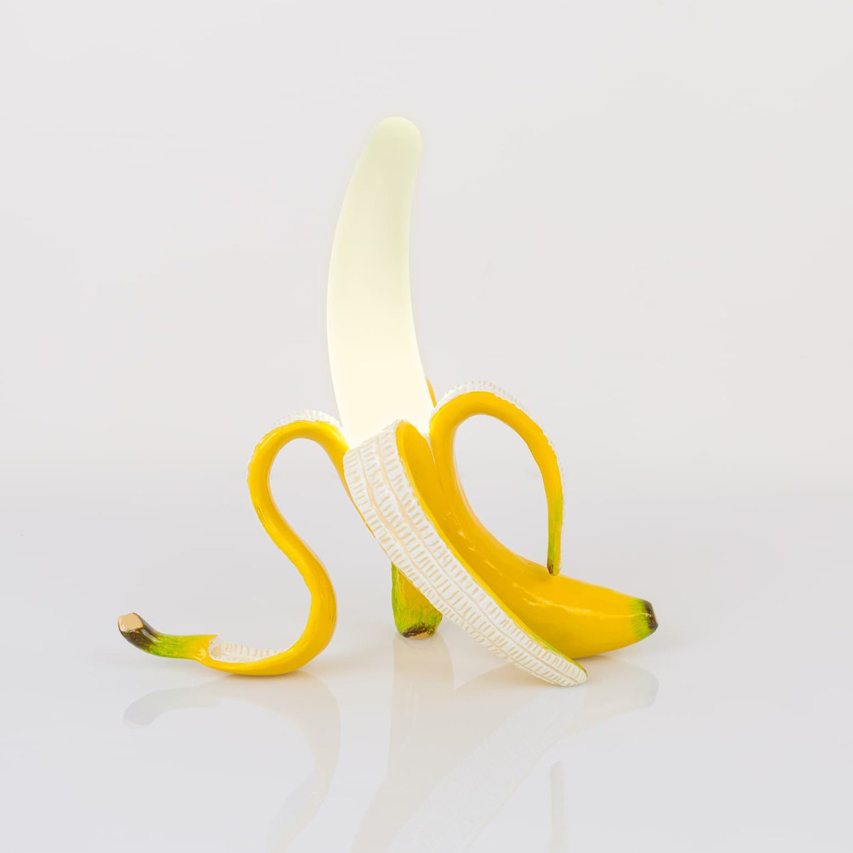 Banana Lamp - Daisy/Geel