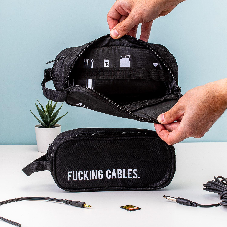 Fisura Kabelorganiser - Fucking Cables