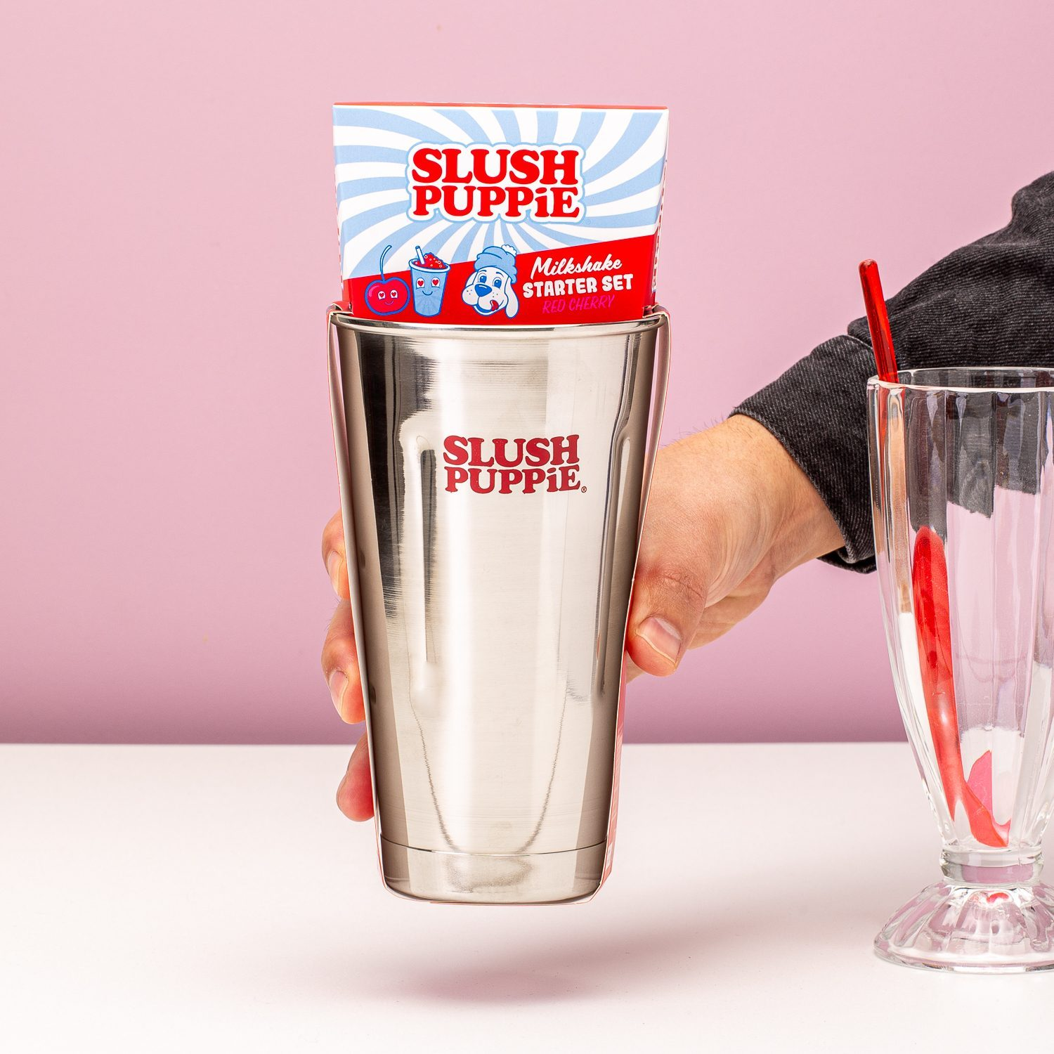 Slush Puppie Milkshake set
