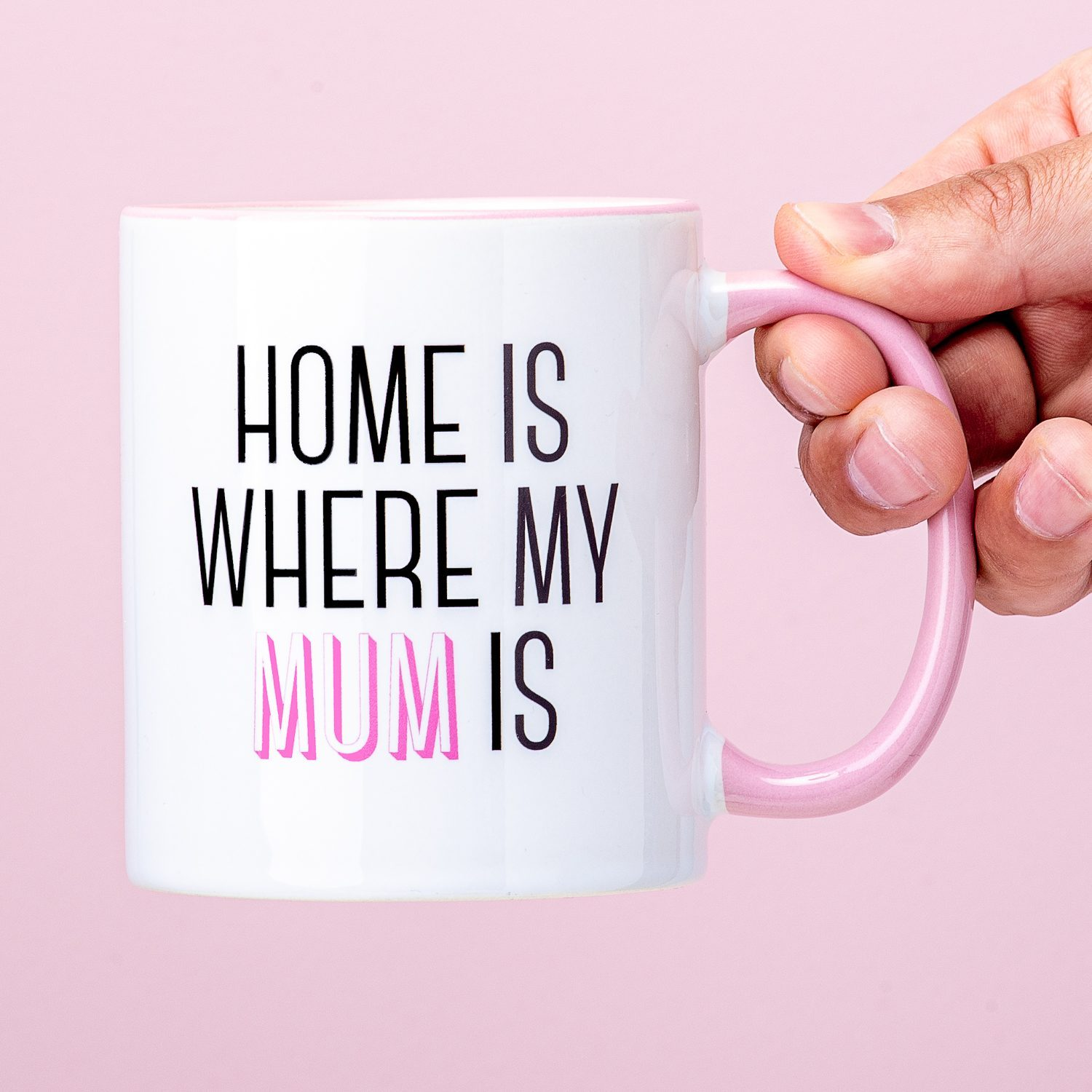 Home Is Where My Mum Is Mok - Nutcrackers