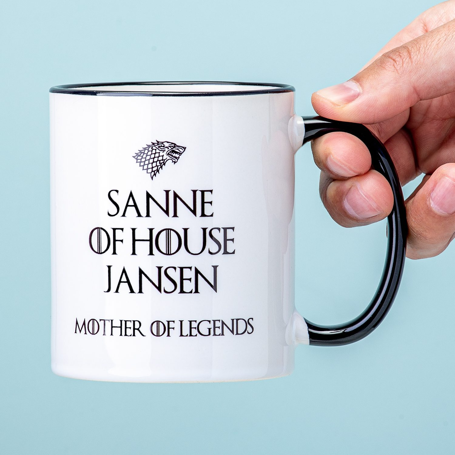 Gepersonaliseerde Game Of Thrones Mother Of Legends Mok